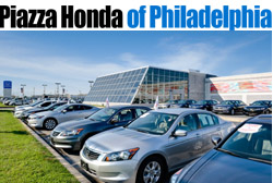 Team evesham geared up ready to roll for Piazza honda of philadelphia philadelphia pa
